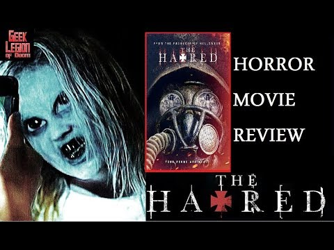 THE HATRED ( 2017 Andrew Divoff ) aka ALICE  Nazi Haunted House Horror Movie Review