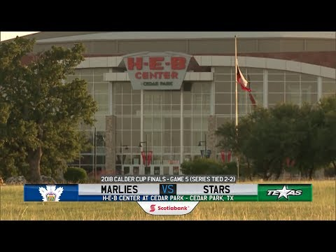 Scotiabank Game Highlights: Marlies at Stars (Game 5) - June 9, 2018