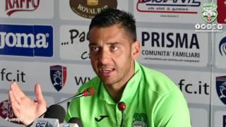 Esposito commenta la gara Taranto-Monopoli