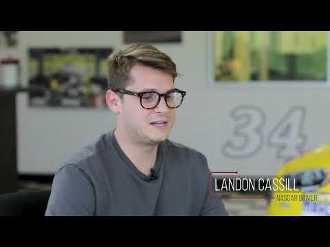 Landon Cassill Part 1