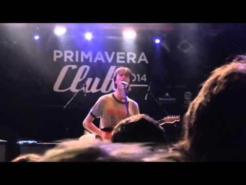 Ought, live 1of2 Barcelona 02-11-2014, Primavera Club, sala Apolo mp3
