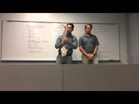 Healthy Adult vs Cerebral Palsy/Spinal Cord Injury