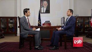 INTERVIEW: Acting Kabul Mayor Talks On Developments In City