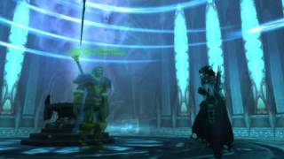 World of Warcraft Music: Halls of Reflection (General BGM)