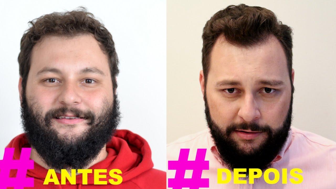 Guia Barba Para Gordinhos Estilos Tipos Cortes E Dicas