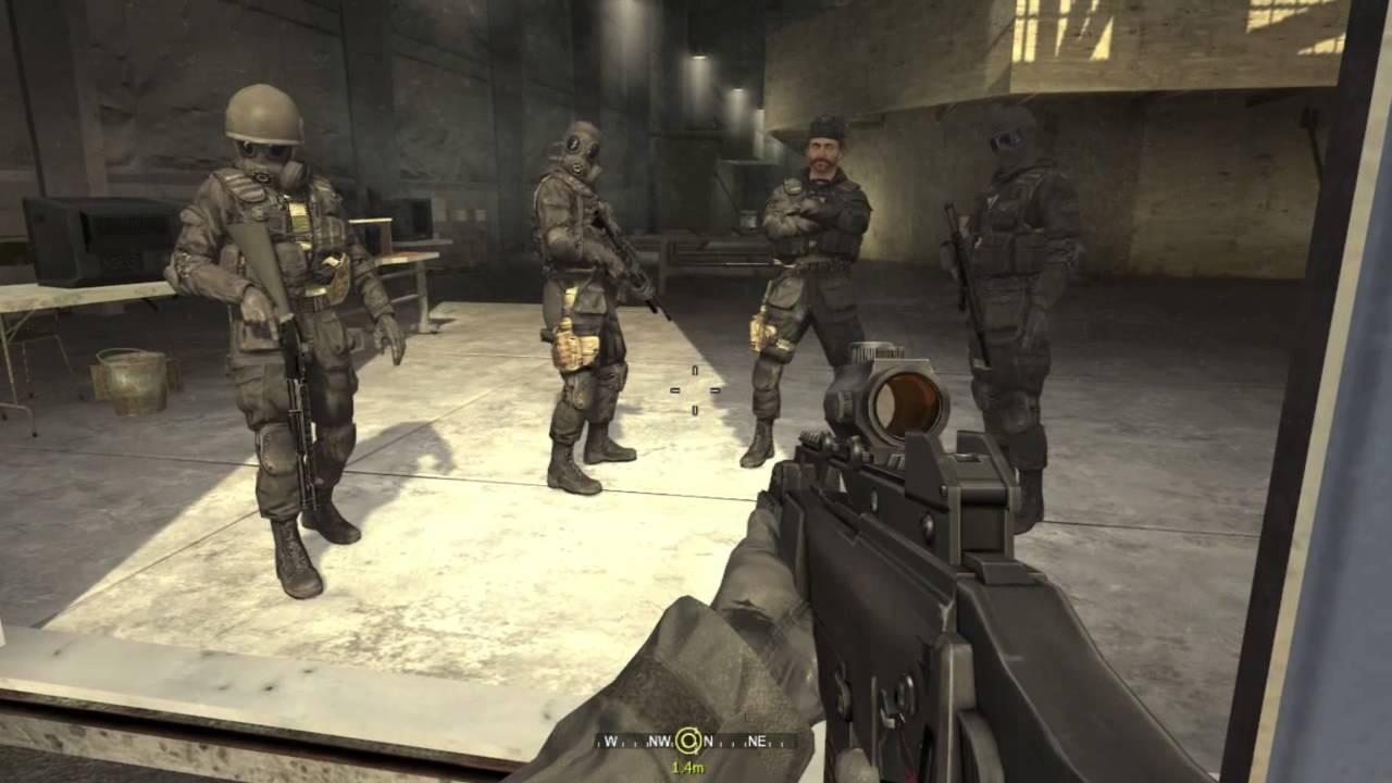 Call Of Duty 4 Modern Warfare Campaign Fng Youtube