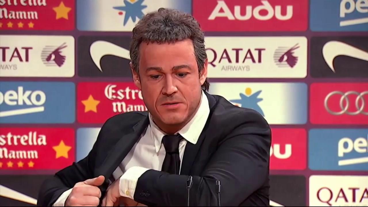"""Crackòvia - Luis Enrique s'acomiada del Barça amb """"Show ..."""
