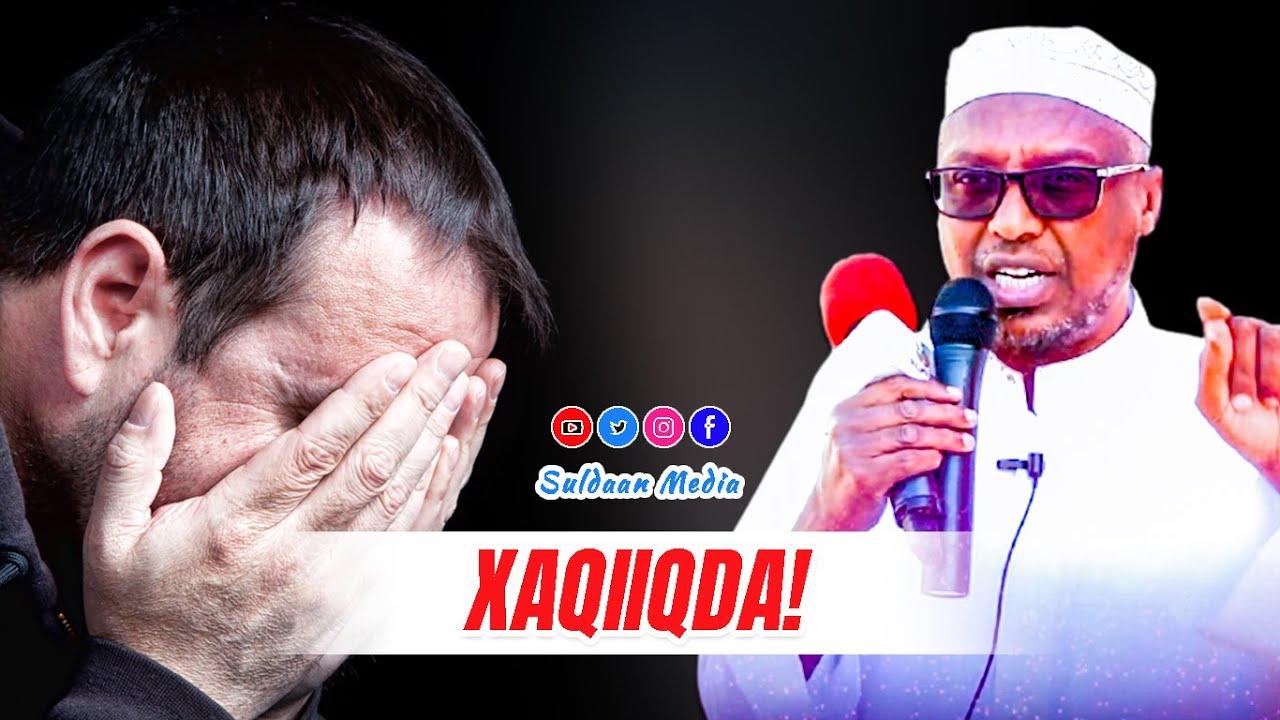 Sheekh Mustafa | Waa Xaqiiq Inaad Ka Badbaadi Doonto Xanuunadan Hadii Aad Badsato....