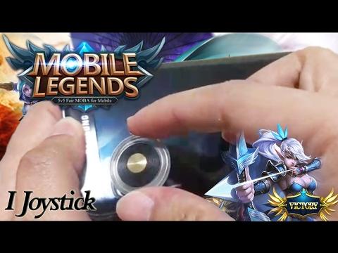 Mobile Legend: using I Joystick