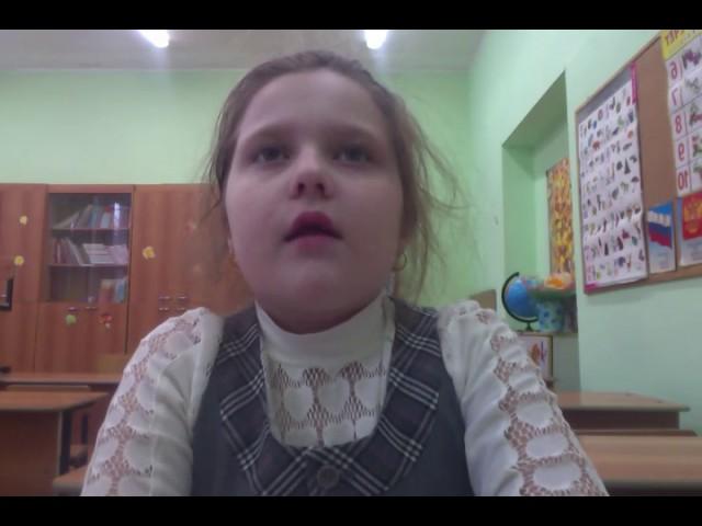 Изображение предпросмотра прочтения – СофияФоминкова читает произведение «Волк и Лисица» И.А.Крылова