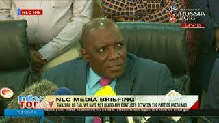 Muhammad Swazuri confirms NLC investigated by EACC over Ruaraka land scandal