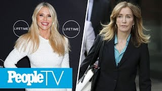 Christie Brinkley Exits 'DWTS', Outrage Over Felicity Huffman's Prison Sentence | PeopleTV