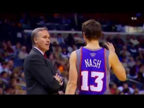 【2018 NBA籃球名人堂】史蒂夫 納什傳奇生涯回顧 Steve Nash - YouTube