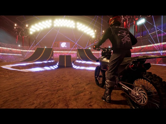 MX vs ATV All Out: Slash's Snake Pit - Launch Trailer