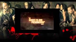 Ходячие мертвецы 5 сезон Русский Трейлер