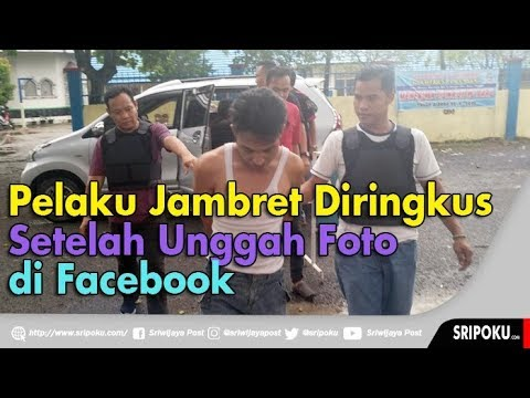 Video Imam Pelaku Jambret Diringkus Usai Unggah Foto di Facebook