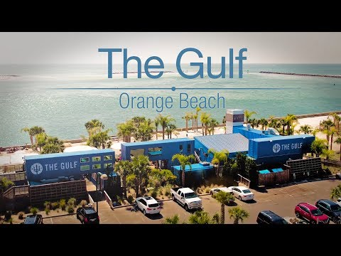 The Gulf - Orange Beach