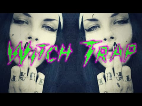 Witch Trap | Dark Haunting Trap Beat | Hip Hop Rap Instrumental Music