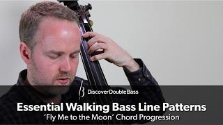 essential walking bass line patterns l95