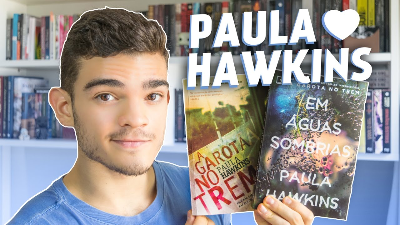 7 Fatos Sobre a Paula Hawkins