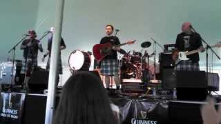 Tartan Terrors - Scotland Depraved - Ohio Celtic Festival 2014