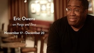 Eric Owens on PORGY AND BESS