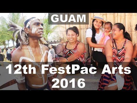 GUAM, 12th Festival of Pacific Arts, 2016