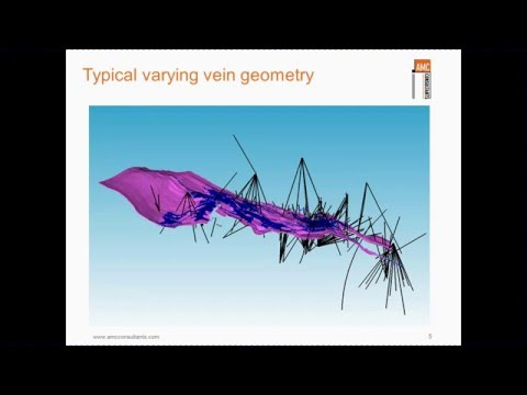 Narrow Vein Mining Risk: Geology