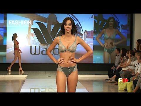 WACOAL Beachwear Maredamare 2016 Florence - Fashion Channel