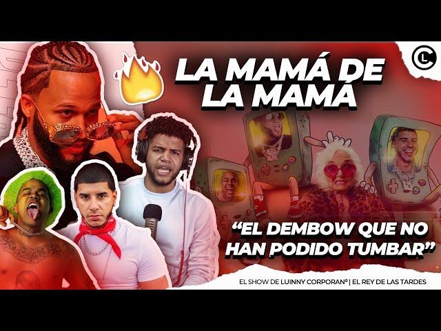"""EL ALFA """"EL JEFE"""" LA MAMÁ DE LA MAMÁ DEMBOW QUE NO HAN PODIDO TUMBAR. ALTA GAMA DE ROCHY RD LE SIGUE"""