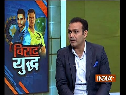 No one to replace MS Dhoni till 2019 World Cup: Virender Sehwag to India TV