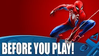 Marvel's Spider-Man - 11 Things You Need To Know Before You Play