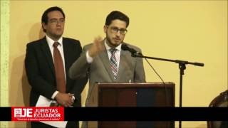 """Gambar cover Dr  Juan Carlos Riofrio ¿Es el Ecuador, en la práctica, un estado """"laico"""", """"ateo"""" o """"laicista"""""""""""