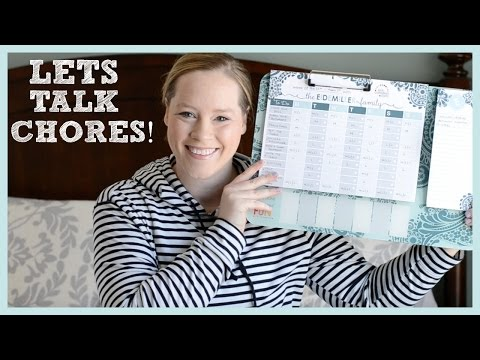 Chores For Kids | Our System | Chore Chart | Reward System