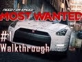 Need for Speed: Most Wanted - Walkthrough Part 1 | NFS001