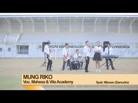 Mahesa Ft. Vita Alvia - Mung Riko (Official Music Video)