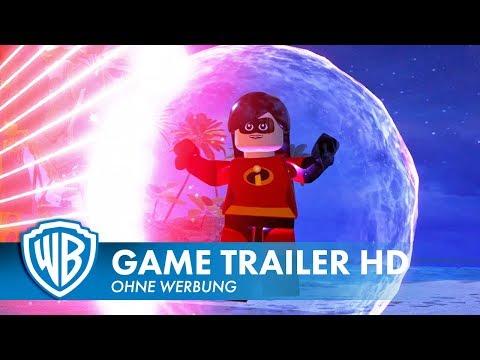 LEGO® DIE UNGLAUBLICHEN - Familie Parr Gameplay Trailer Deutsch HD German (2018)