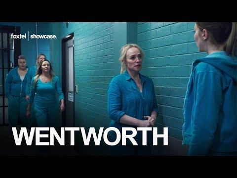Wentworth Season 6 Episode 4 Clip: Allie & Marie's History   Foxtel
