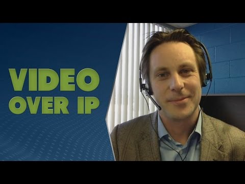 Video over IP with Erling Hedkvist - TWiRT Ep. 334