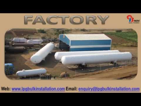 Liquefied Petroleum Gas Bulk Installation