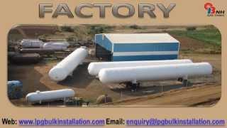 Liquefied Petroleum Gas Bulk Installation