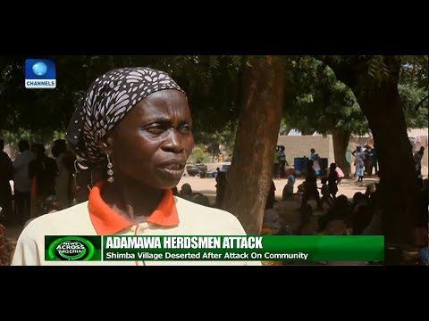 Residents Desert Adamawa Village After Attack On Community  News Across Nigeria 