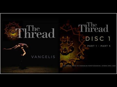 VANGELIS   The Thread  CD 1