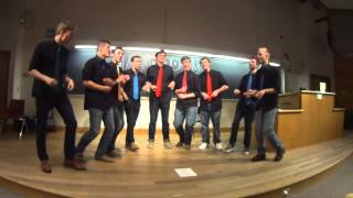 Hodja (Todd Rudgren/ Jesse and the Rippers) - A Capella Cover - Spring Concert 2014
