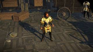 Path of Exile: Sin and Innocence Body Armour