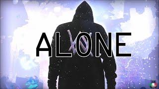 Alan Walker-Alone Lyric