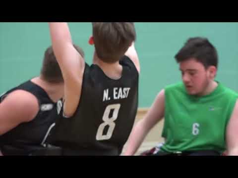 Alloy-Oop: A Wheelchair Basketball Documentary  - BTEC Creative Media Production