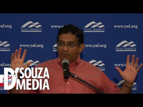 SHOCKING: D'Souza accuses Democrats of running new slave plantations