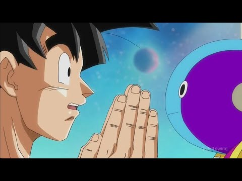 "Goku Calls Zeno ""Zenny"" Dragon Ball Super (English Dub)"