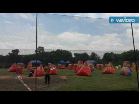 Paintball supercup south Africa 2016
